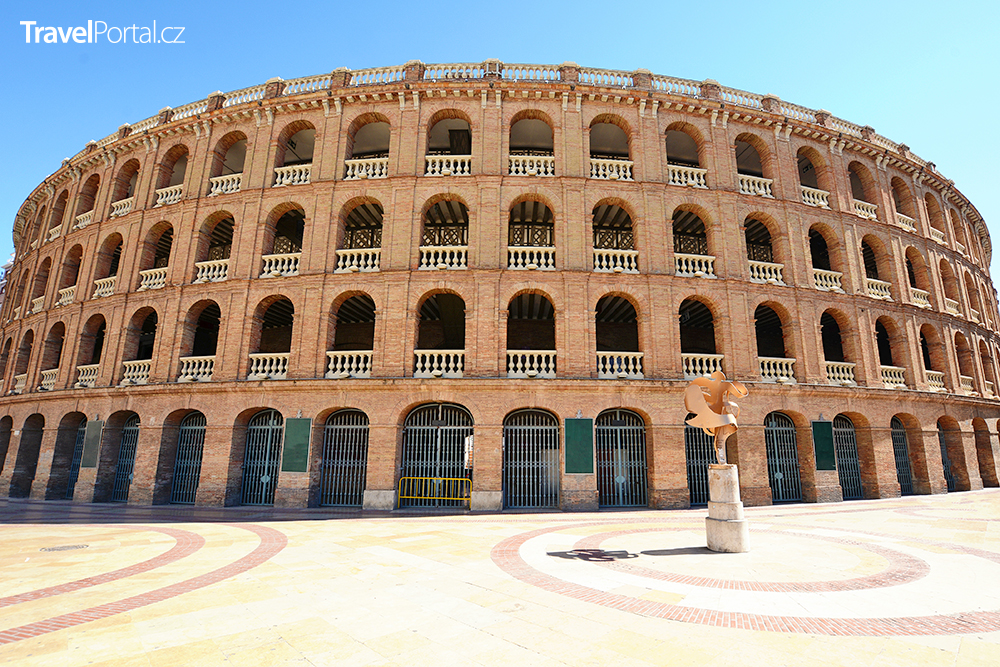 Plaza de Toros ve Valencii