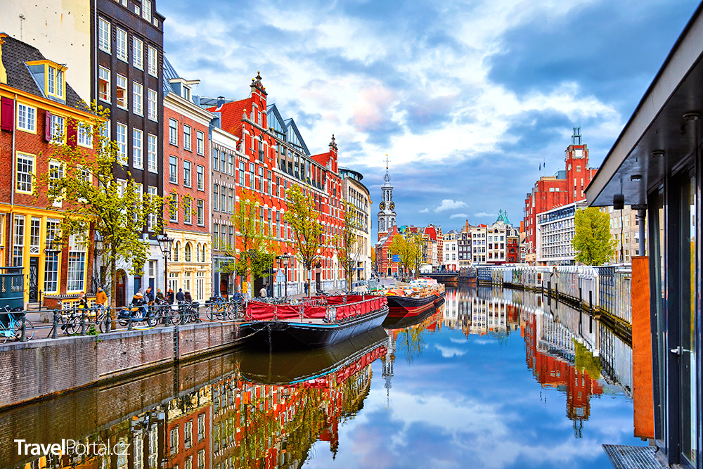 město Amsterdam