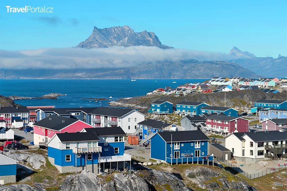 město Nuuk