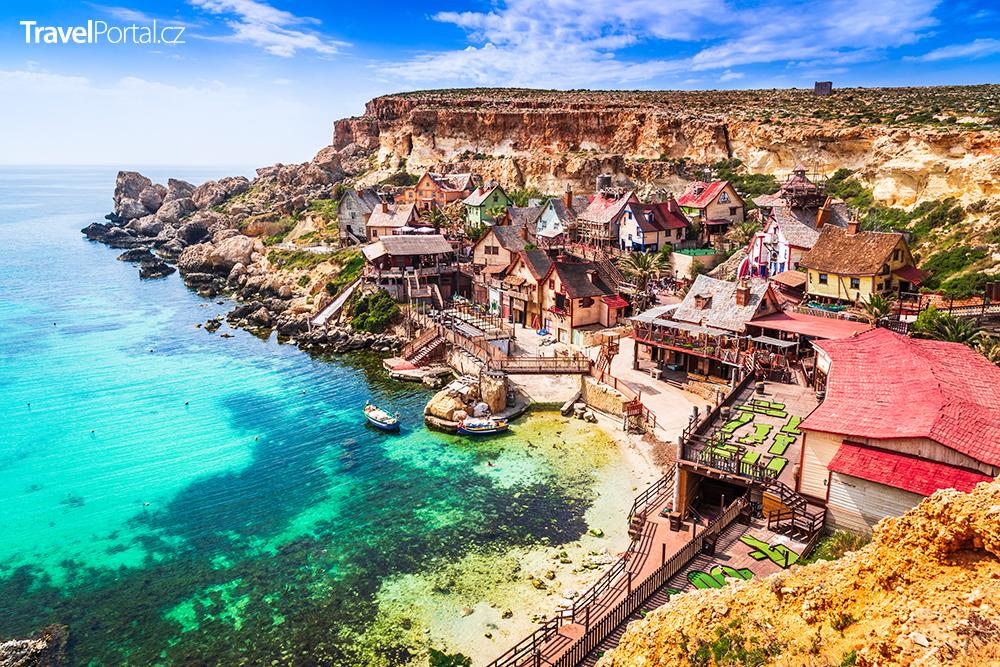 některé filmy o cestování se odehrávají i na ostrově Malta