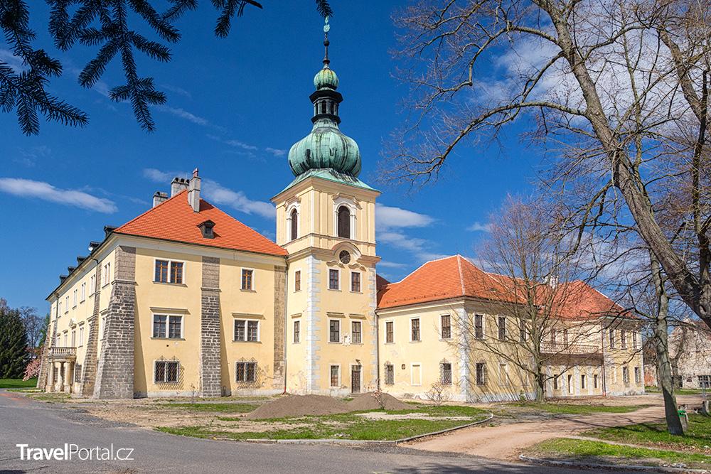 zámek Doksy