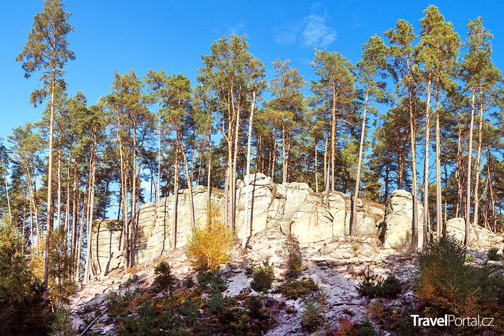 skalní město Toulovcovy Maštale