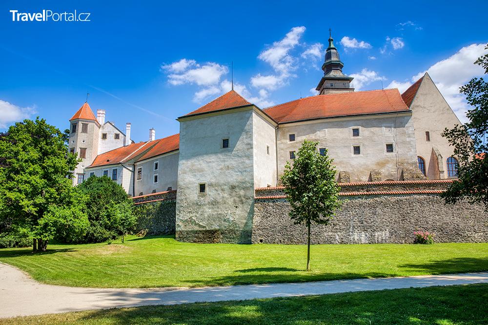 státní zámek Telč
