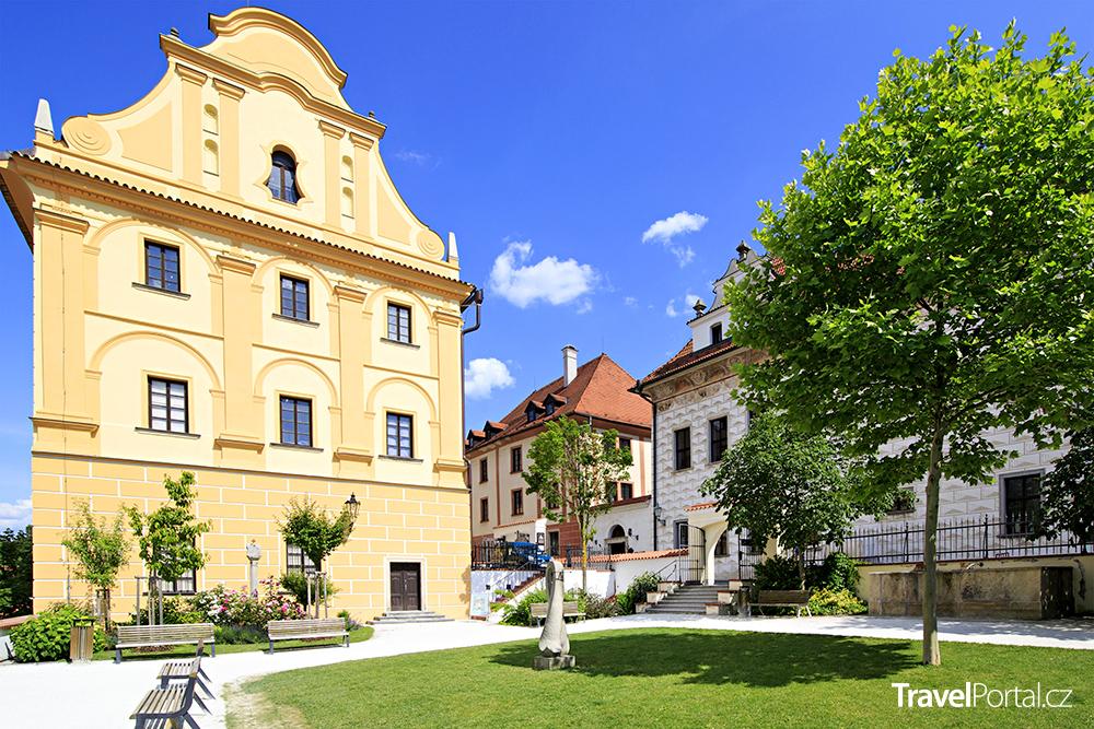 středověké centrum města Český Krumlov je součástí Seznamu světového kulturního dědictví UNESCO