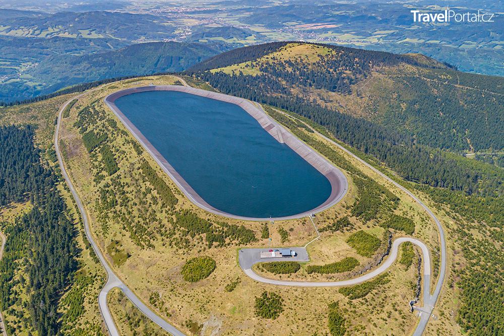 vodní přečerpávací elektrárna Dlouhé stráně