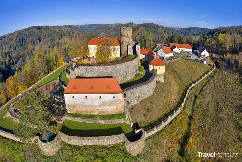 hrad Svojanov