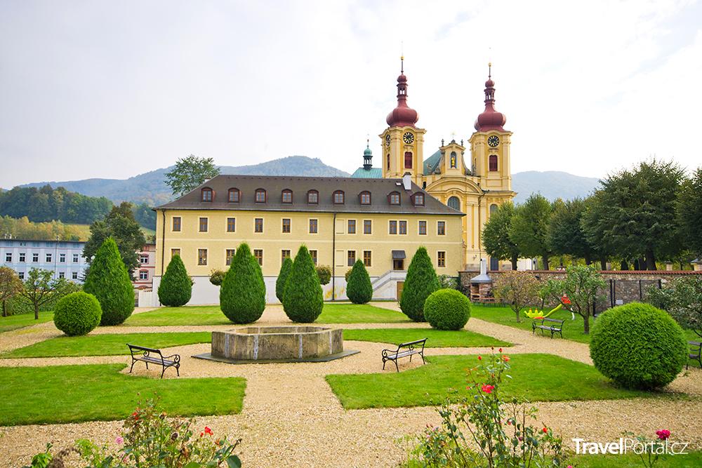 kostel Navštívení Panny Marie v Hejnicích