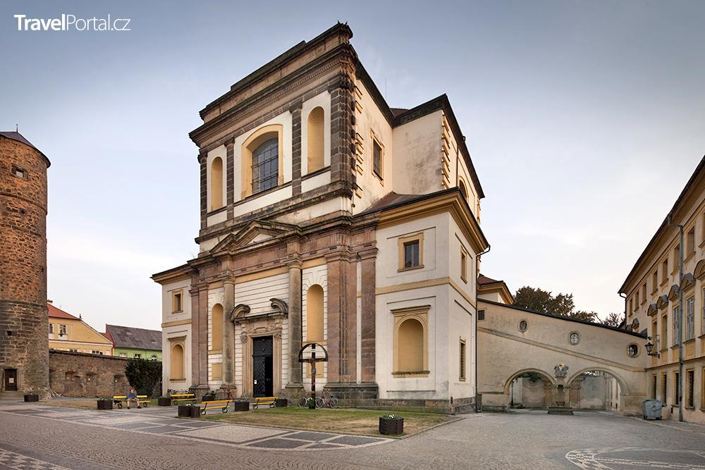 kostel svatého Jakuba Většího