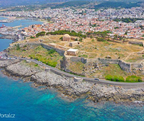 Rethymno: Třetí největší město na Krétě překvapí pláží i památkami