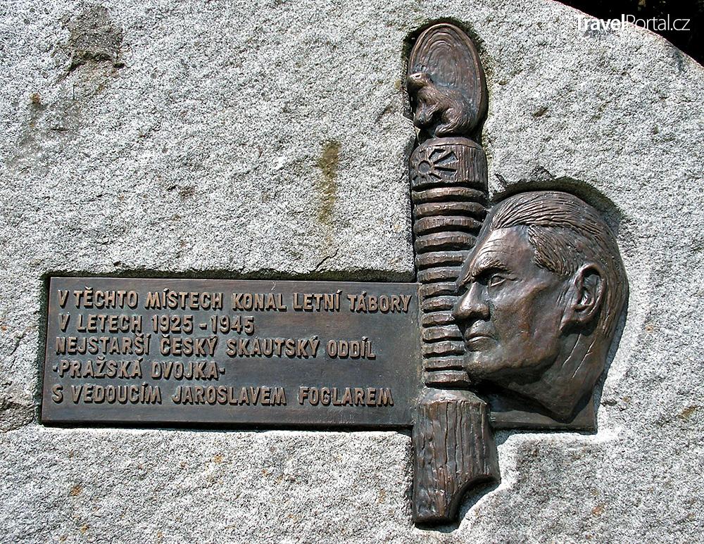 památník Jaroslava Foglara