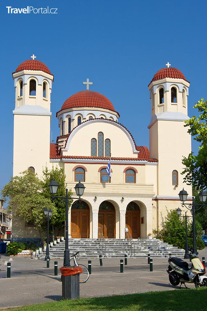 pravoslavný kostel Four Martyrs