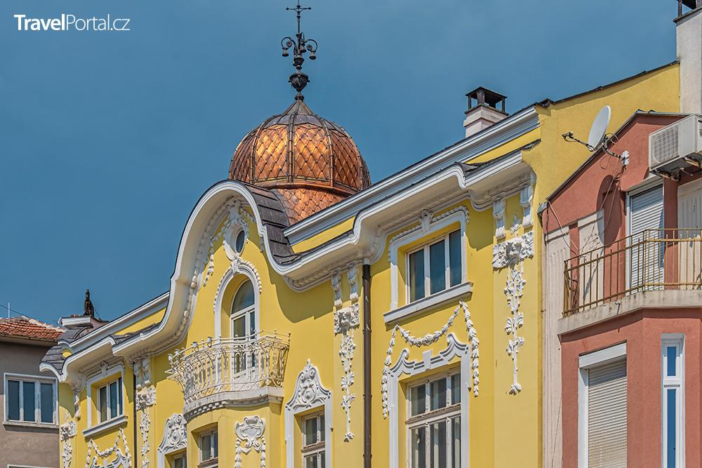 architektura v centru města