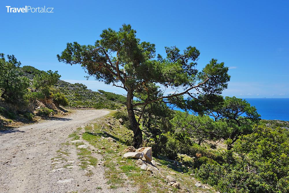 přírodní oblast Vigles-Agrielia-Thymianos-Richtis-Panagia Styloti