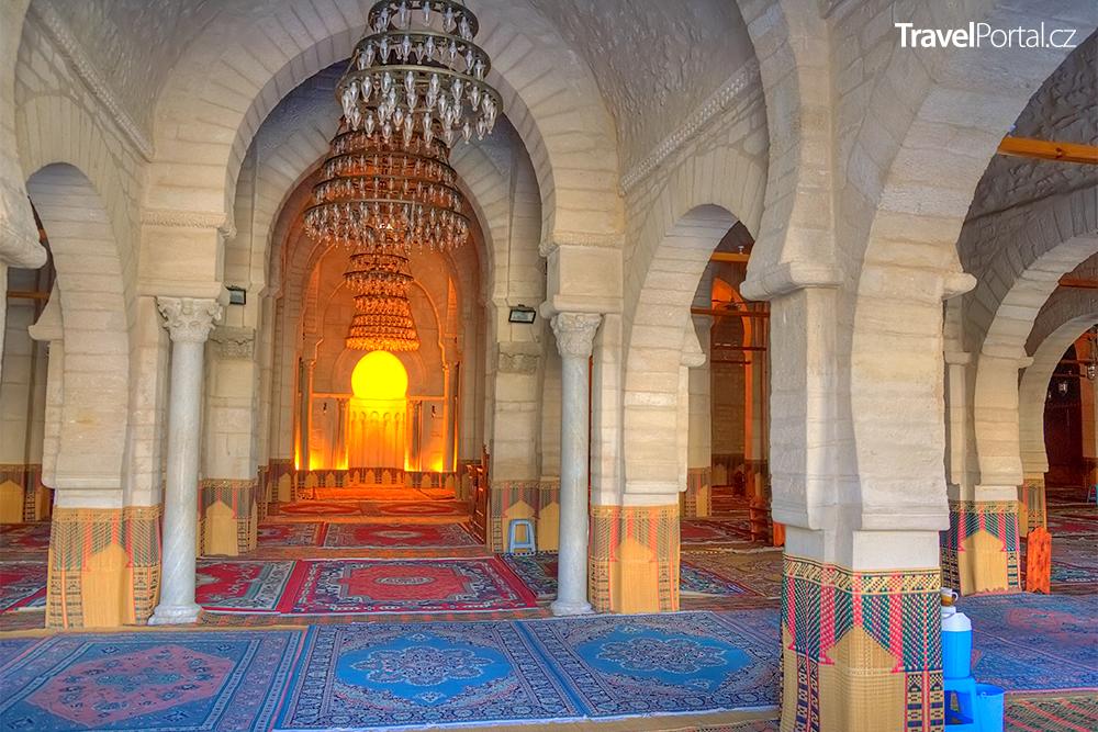 Velká mešita v Sousse