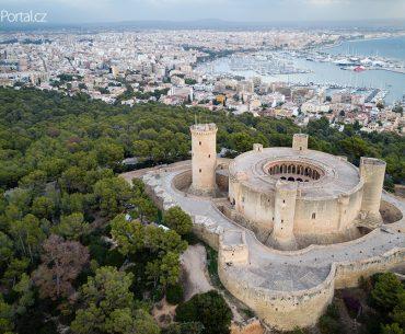 hrad Bellver a Palma de Mallorca