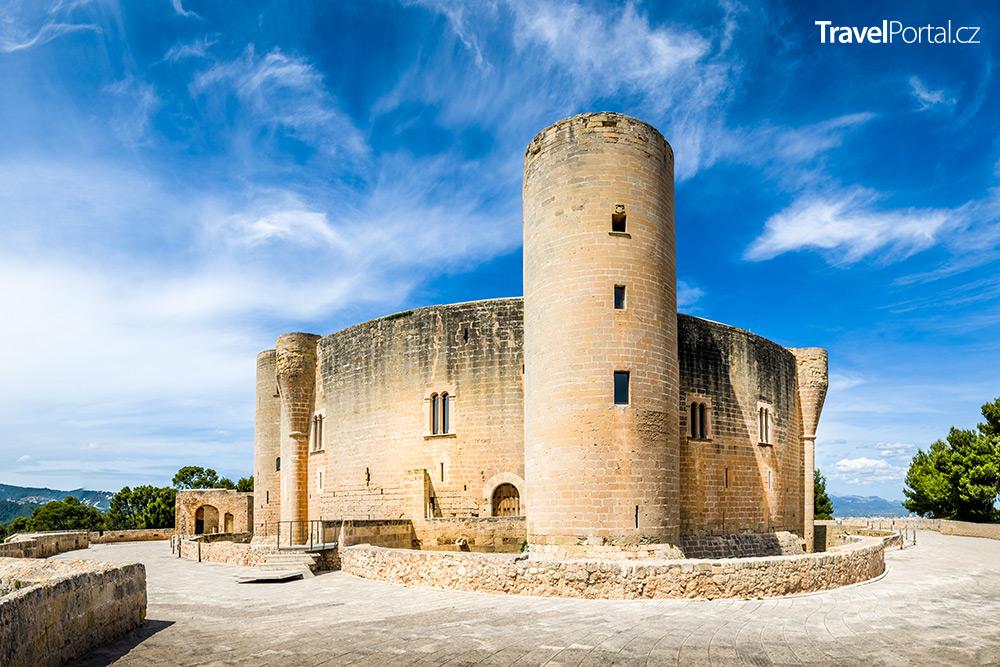 hrad Bellver