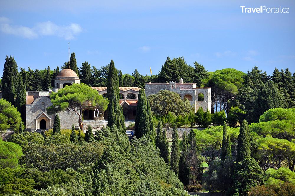 klášter Filerimos