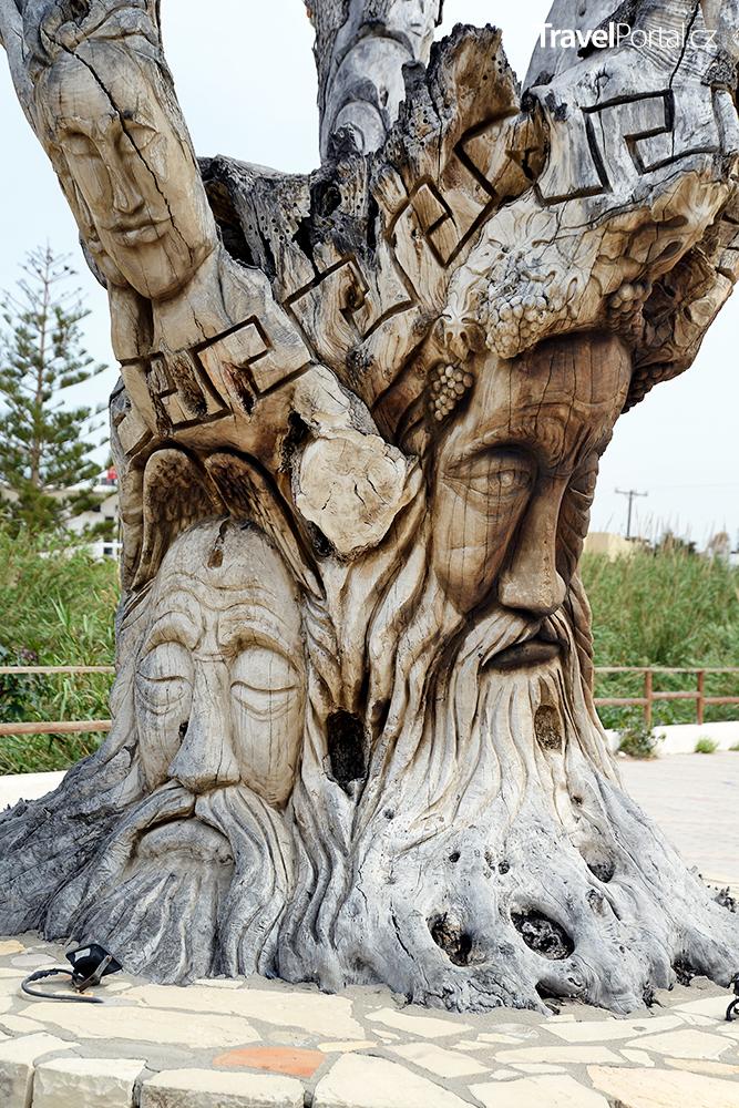 kultovní strom v Matale