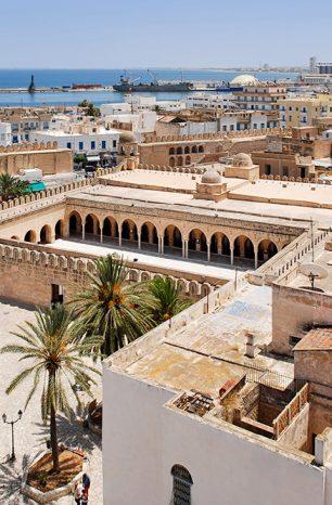 Sousse: Oblíbené tuniské letovisko překvapí hotely, pláží i medinou