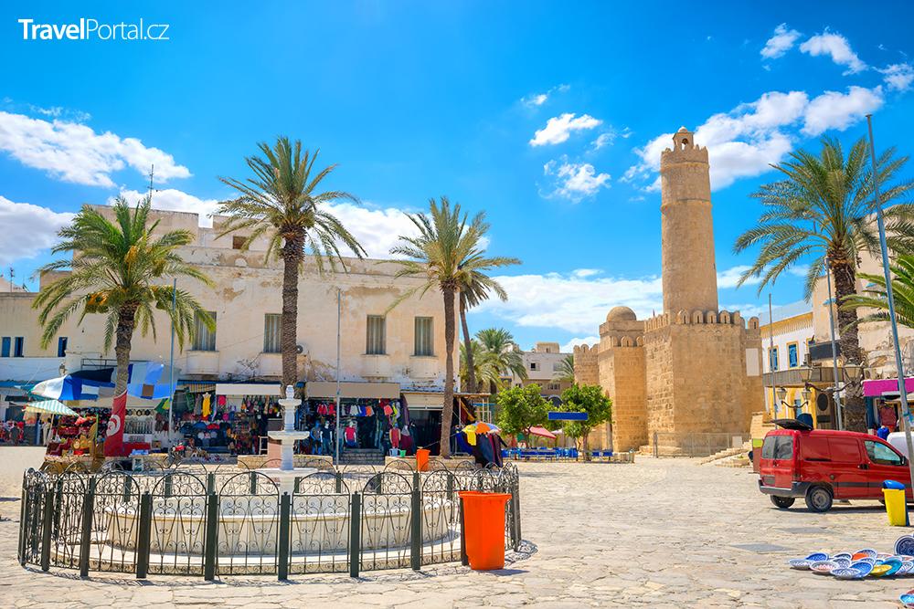 náměstí v Sousse