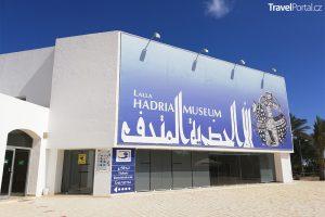 muzeum Lalla Hadria v areálu Djerba Explore Park