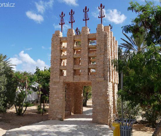 Djerba Explore Park: Areál, ve kterém uvidíte umění i krokodýly