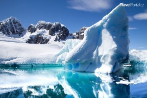 Antarktida je nejchladnější místo na světě