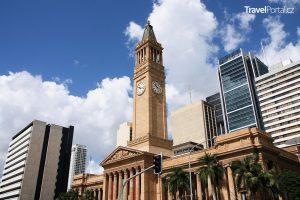 Brisbane je třetí Nejudržitelnější město světa roku 2021