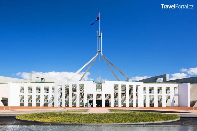 Canberra je Nejudržitelnější město světa roku 2021