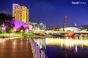 Adelaide je třetí nejlepší místo pro život v roce 2021