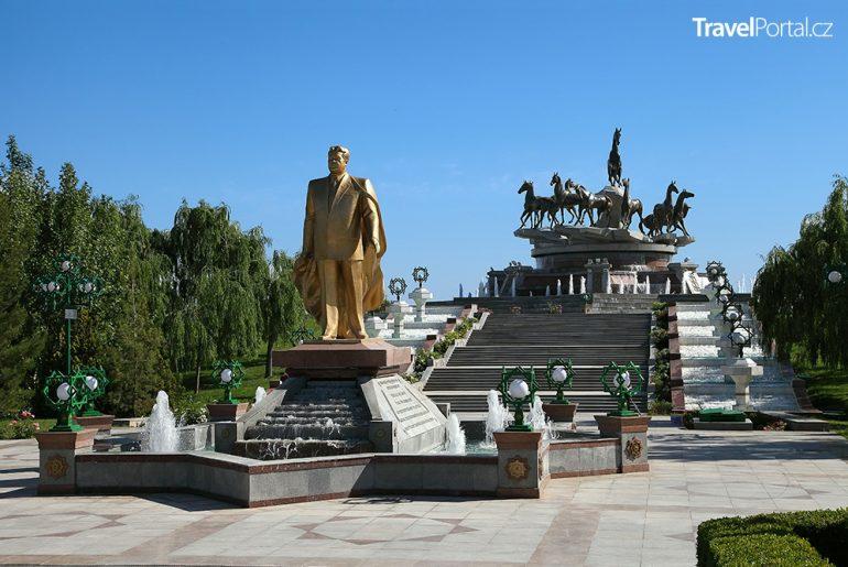 Ašchabad neboli Ashgabat je Město s nejvyššími náklady na život v roce 2021