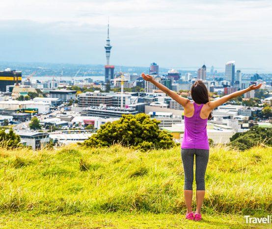 Nejlepší místo pro život v roce 2021? Novozélandské město Auckland
