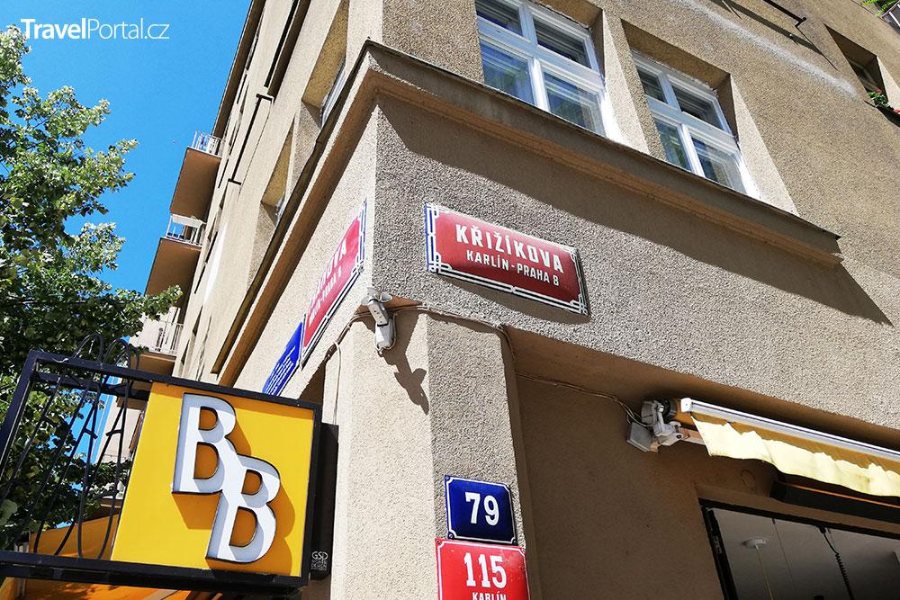 Křižíkova ulice č. 79