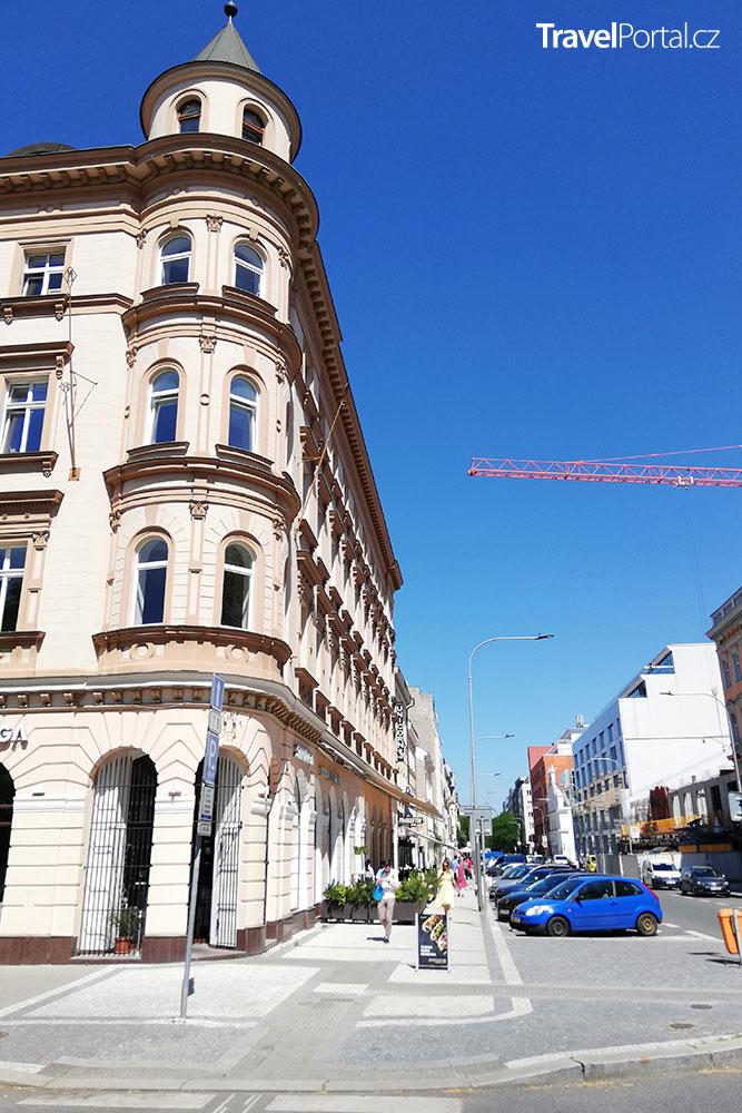 Křižíkova ulice