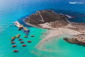 Nissi Beach na Kypru