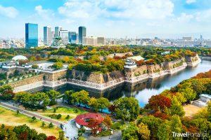 Ósaka je druhé nejlepší místo pro život v roce 2021