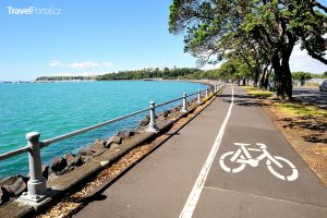 cyklostezka v Aucklandu