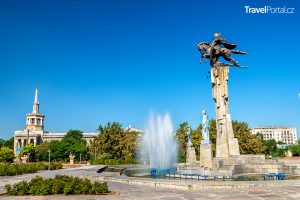 město Biškek