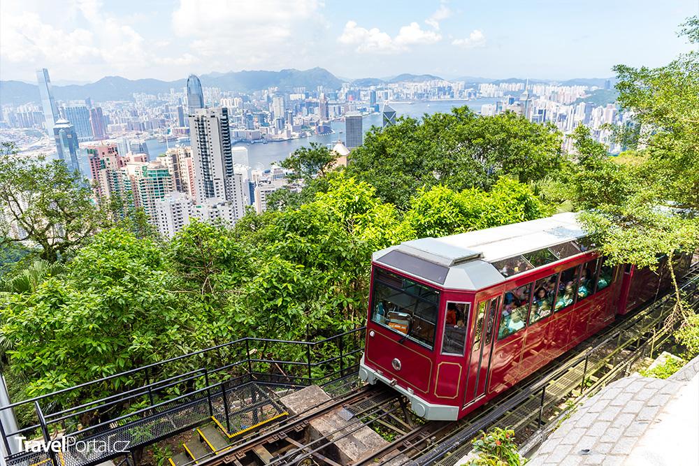 město Hongkong