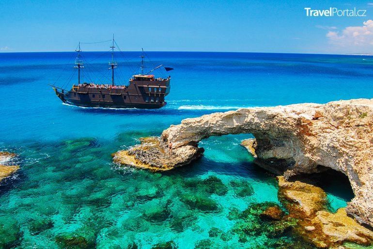 nejčistší voda ke koupání na území EU je na Kypru