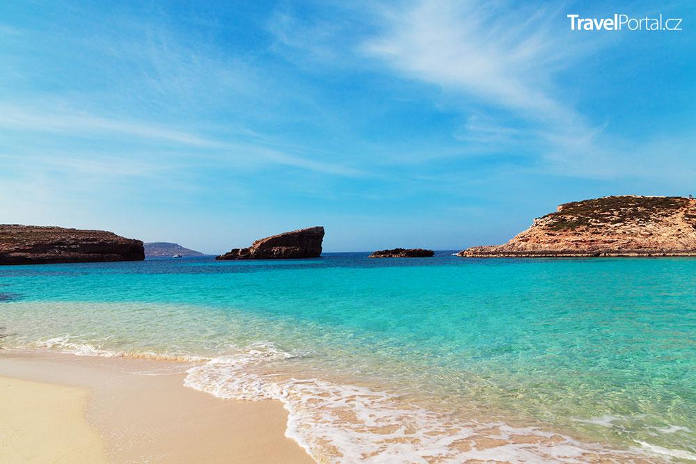 nejčistší voda ke koupání na území EU je rovněž na Maltě
