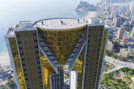 Intempo je nejvyšší obytná budova na území EU
