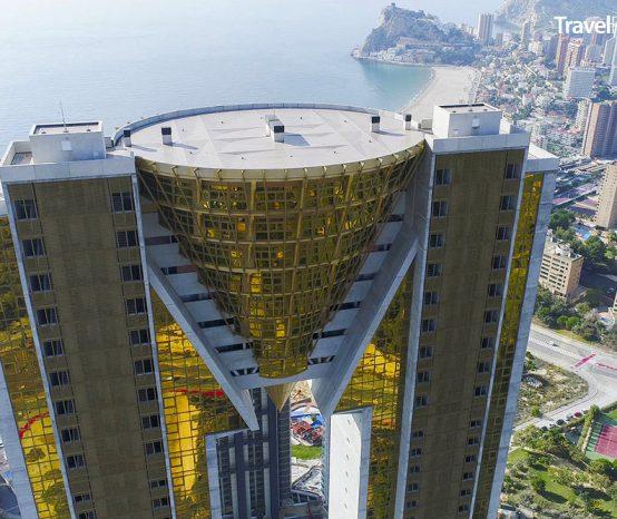 Intempo: Nejvyšší obytná budova na území EU stojí v letovisku Benidorm