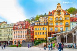 Karlovy Vary se v létě roku 2021 dostaly na Seznam světového dědictví UNESCO