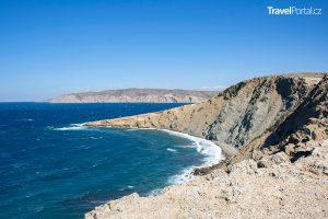 Prasonisi na ostrově Rhodos