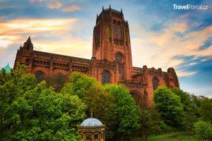 katedrála v Liverpoolu