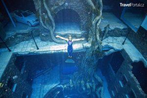 nejhlubší bazén na světě