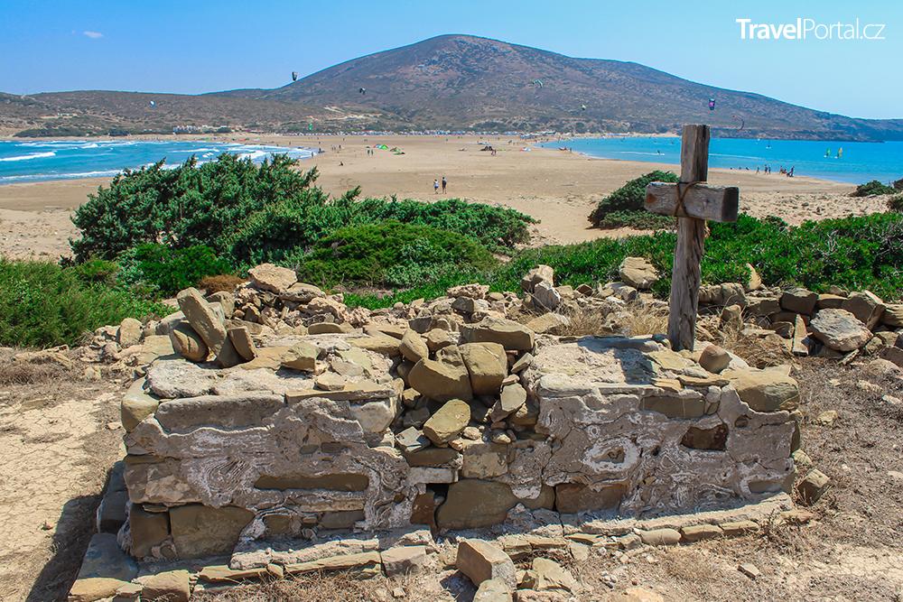 řecký ostrov Rhodos