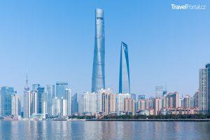 součástí Shanghai Tower se stal nejvyšší hotel světa - J Hotel