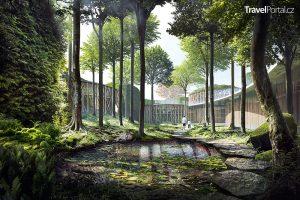 zahrada muzea